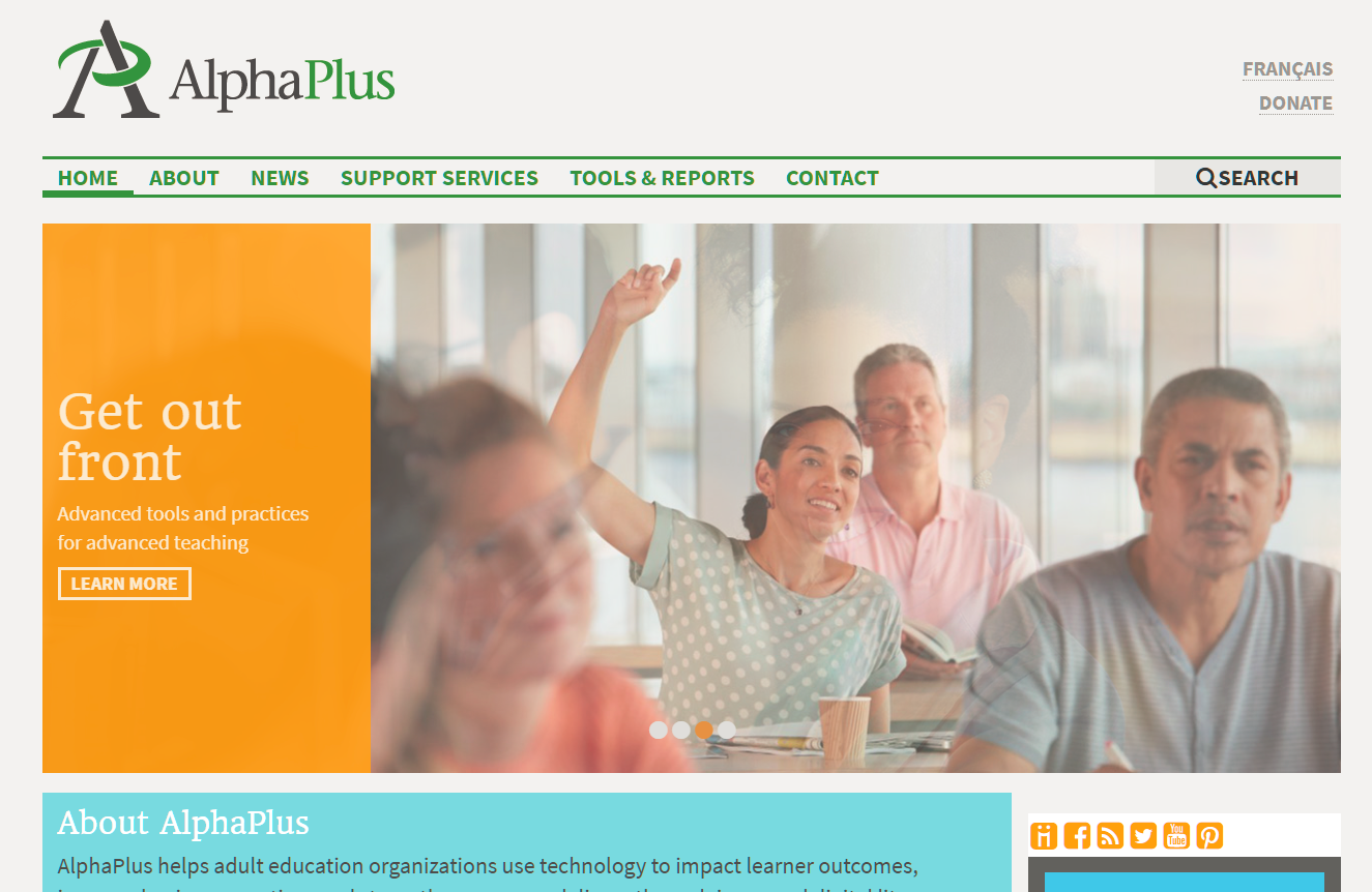 AlphaPlus screenshot