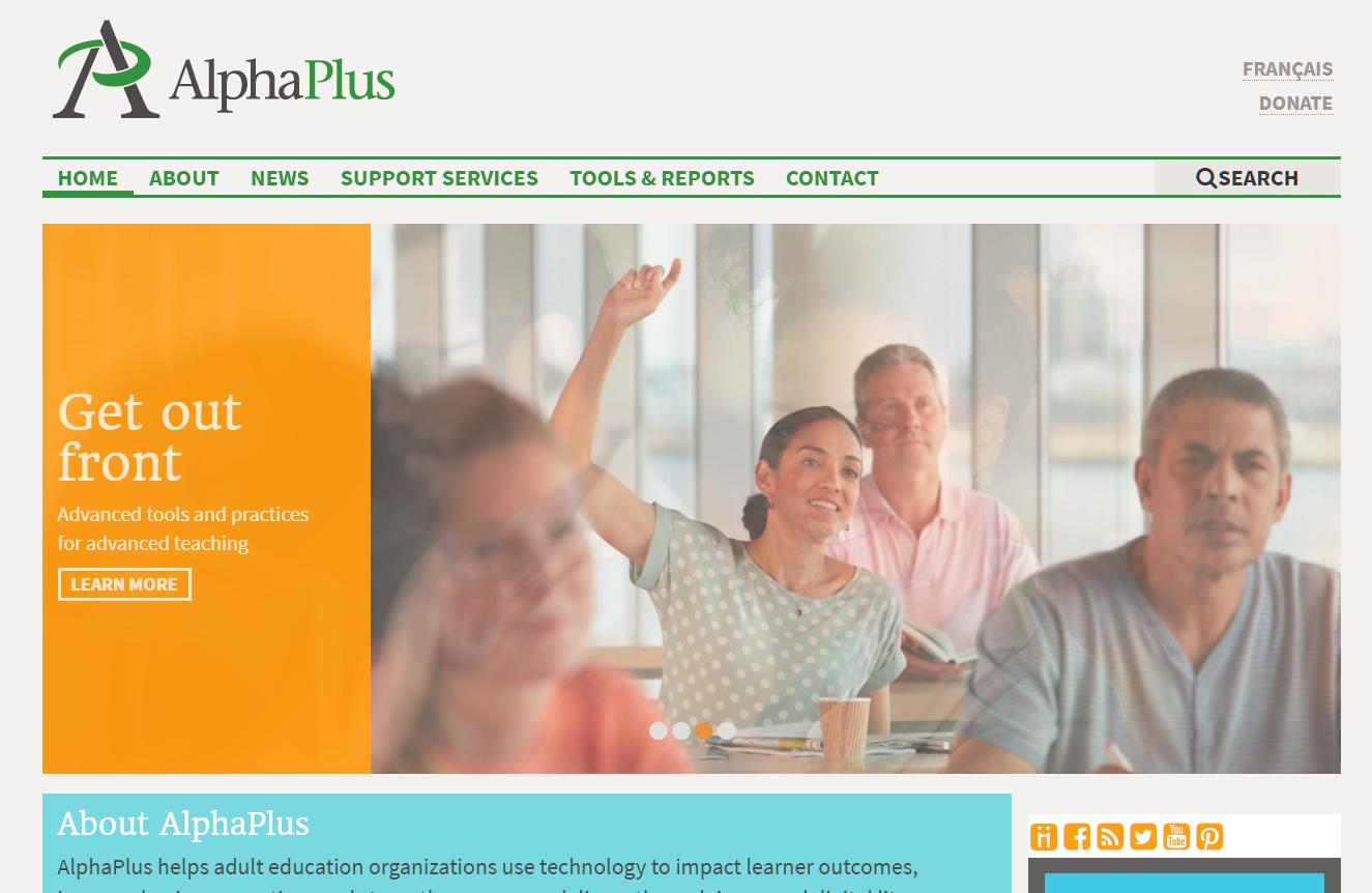 AlphaPlus screenshot